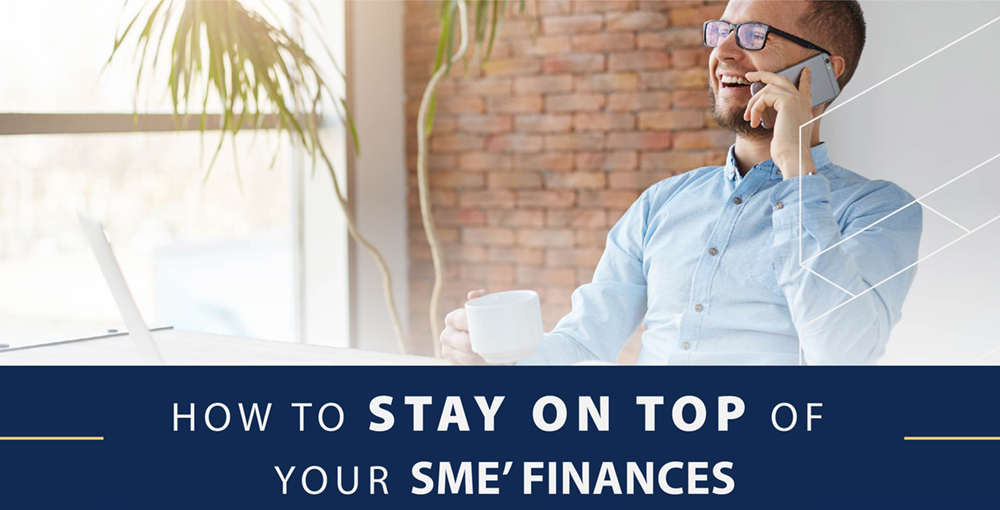 How to stay on top of your SME's finances in 2020 and beyond